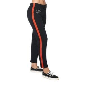 NWT Fox Racing Mesa Fleece Pants Medium